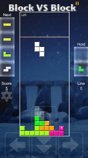 Block vs Block II - Love Tik falling brick puzzle 6.02 screenshots 2