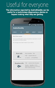 AndroIDentity- screenshot thumbnail