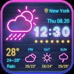 Sense Flip clock weather forecast ⛈⛈ 16.1.0.47490