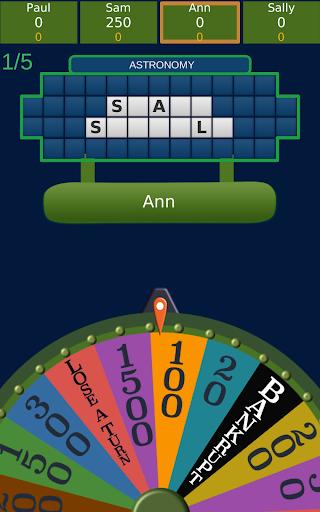 Word Fortune - Wheel of Phrases Quiz 1.17 screenshots 15