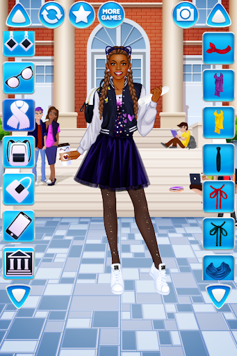 College Student Girl Dress Up  screenshots EasyGameCheats.pro 3