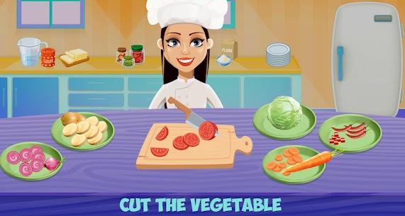 Make Pasta In Cooking Kitchen Food Maker 5