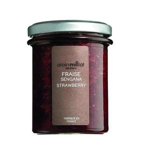 confitures allain milliat fraise Julhès
