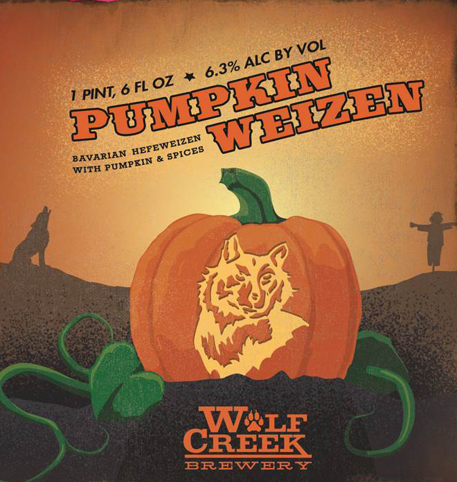 Logo of Wolf Creek Pumpkin Weizen