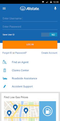 Allstate® Mobile Screenshot