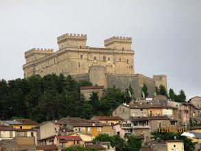 Photo: il castello di Celano