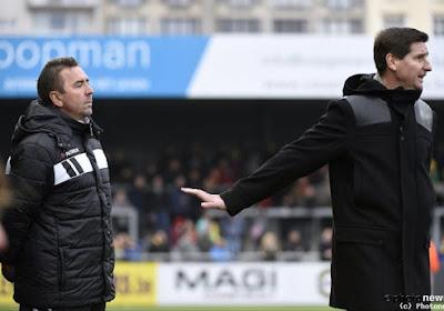 Surprenante décision au KV Courtrai : Lorenzo Staelens n'est pas reconduit!