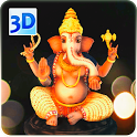 3D Ganesh Live Wallpaper icon