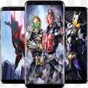 K4M3N R1D3R Wallpaper Full 4K/HD icon