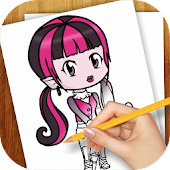Learn to Draw Monster School