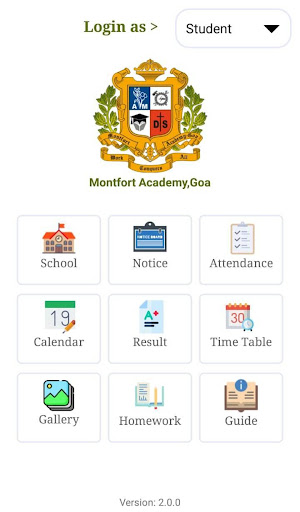 Montfort Academy,Goa screenshot 5