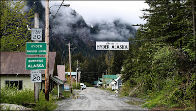 Photo: Granduc Road, Hyder, Alaska, United States