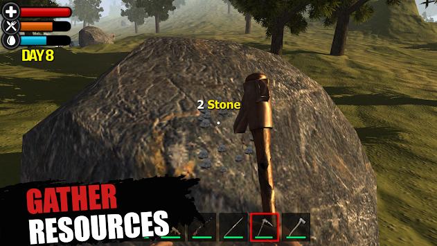 Just Survive: Raft Survival Island Simulator