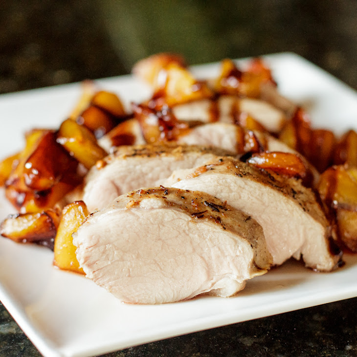 ... pork loin with roasted apples roasted pork tenderloin with apples and