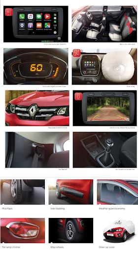 Renault Kwid Car Full Detail screenshot 3