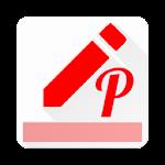 Text on Photo Icon