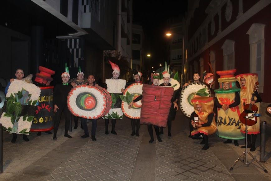 Segundo Cuartos de Final del Concurso de Carnaval de Almería.