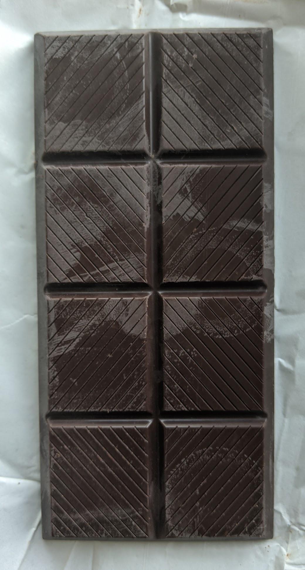 72% seattle chocolate bar