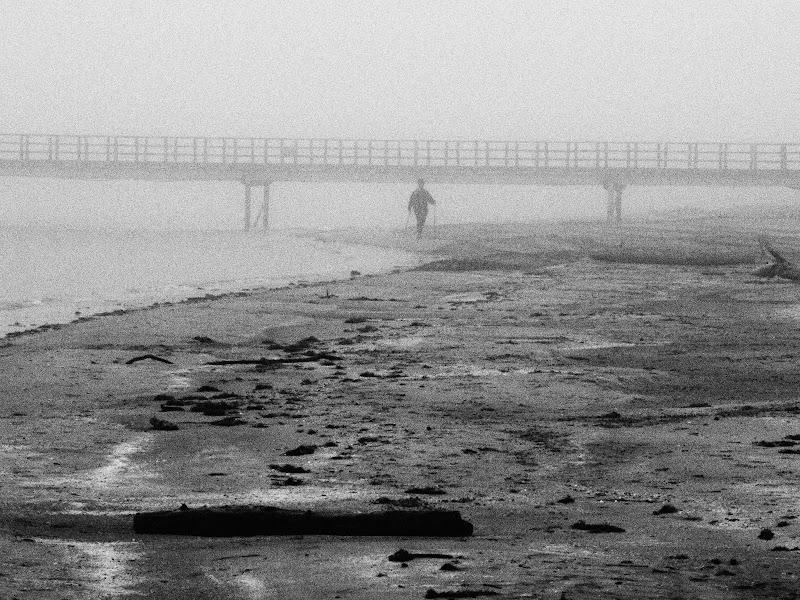 l'uomo nella nebbia di ilcamion