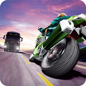 TRAFFIC RIDER V1.1.1 MOD (UNLIMITED GOLD/CASH/KEYS) APK