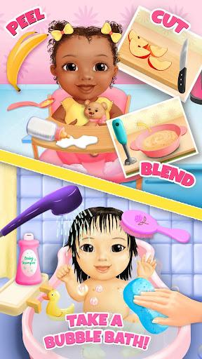 Sweet Baby Girl Daycare 5 - Newborn Nanny Helper  screenshots 4