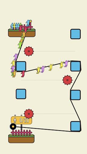 Rope Rescue! - Unique Puzzle 0.9.1 screenshots 5
