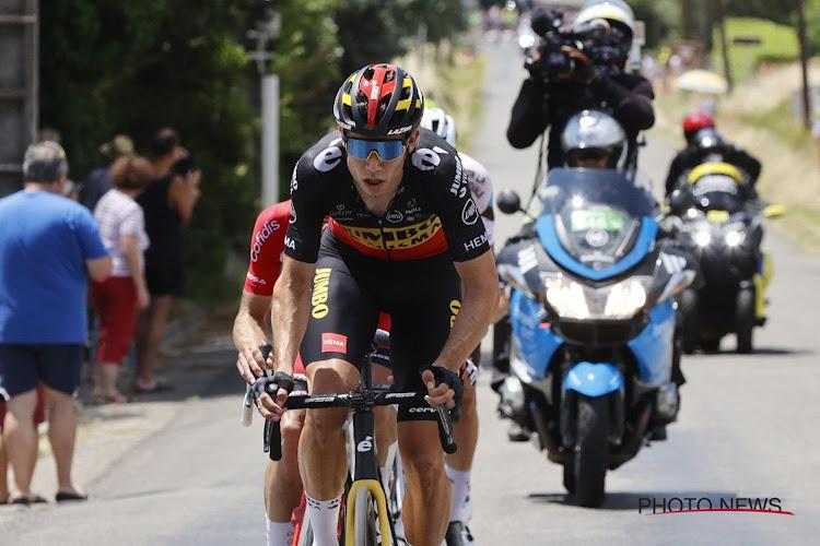 """Ook Van Aert erkent groots wielermoment: """"Voor wat Cavendish allemaal doet, kan ik alleen maar respect hebben"""""""