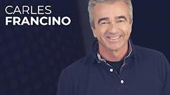 Carles Francino estará el viernes en Almería.