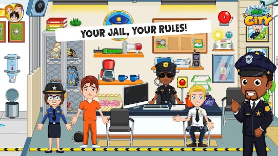 My City: Jail House Premium Apk [Paid for Free] 2