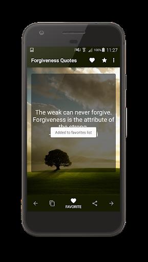 Forgiveness Quotes screenshot 3