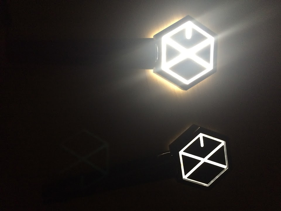 kpop lightstick brightest 7