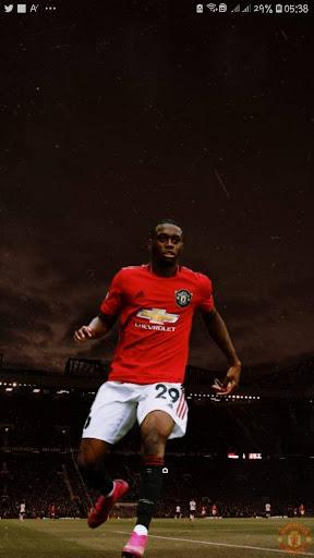 Manchester United HD wallpapers (OFFLINE) screenshot 1