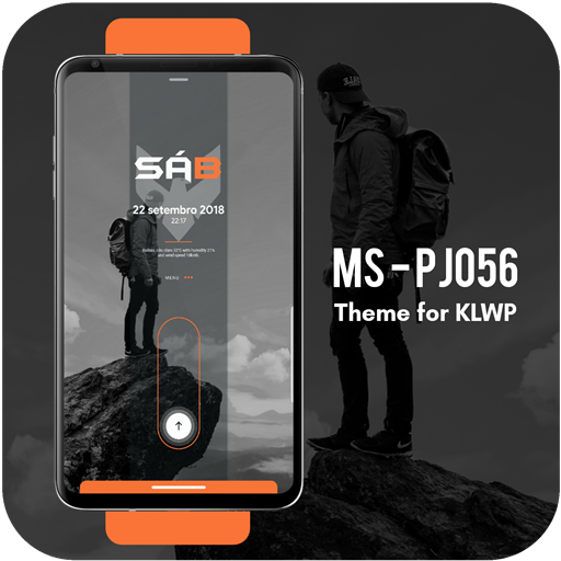 MS - PJ056 Theme for KLWP