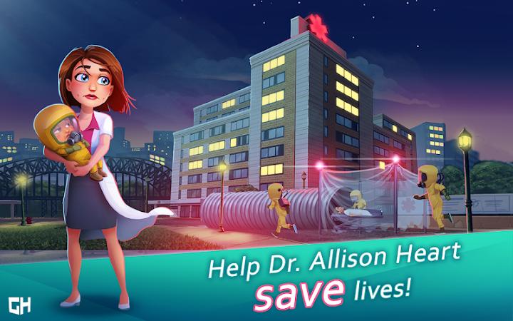 Heart's Medicine Doctor's Oath Android App Screenshot