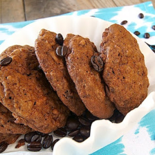 Crispy Mocha Cookie