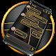 Aur Temă Neagră pentru SMS (app)