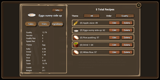 Code Triche Idle Cooking Emperor APK MOD screenshots 3