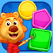 Colors & Shapes - Kids Learn Color and Shape - Androidアプリ