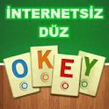 Düz Okey - İnternetsiz icon