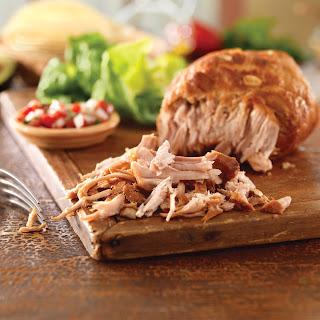 Puerto Rican Shredded Pork.