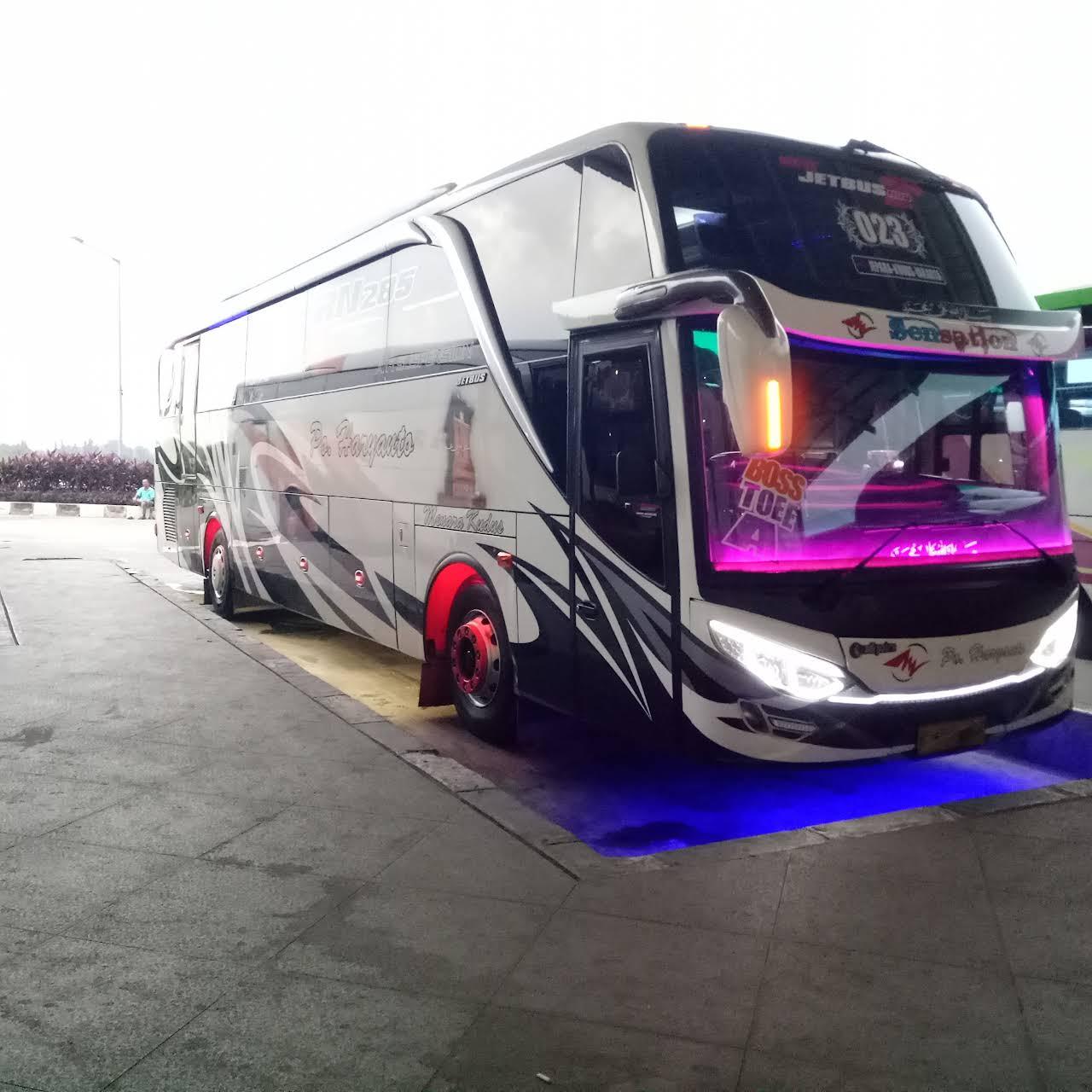 Po Haryanto Terminal Terpadu Pulo Gebang Agen Tiket Bus