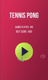 Circle Tennis Pong - náhled