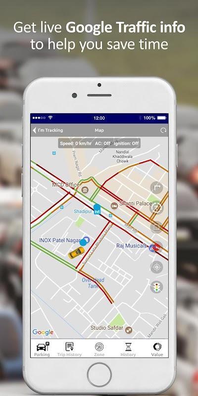 Letstrack Realtime GPS Tracker screenshots