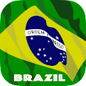 Flag Brazil Wallpaper icon