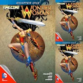 Ame-Comi I: Wonder Woman (2012)