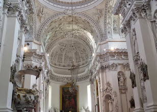 Photo: There are over 2,000 plaster designs inside the church.