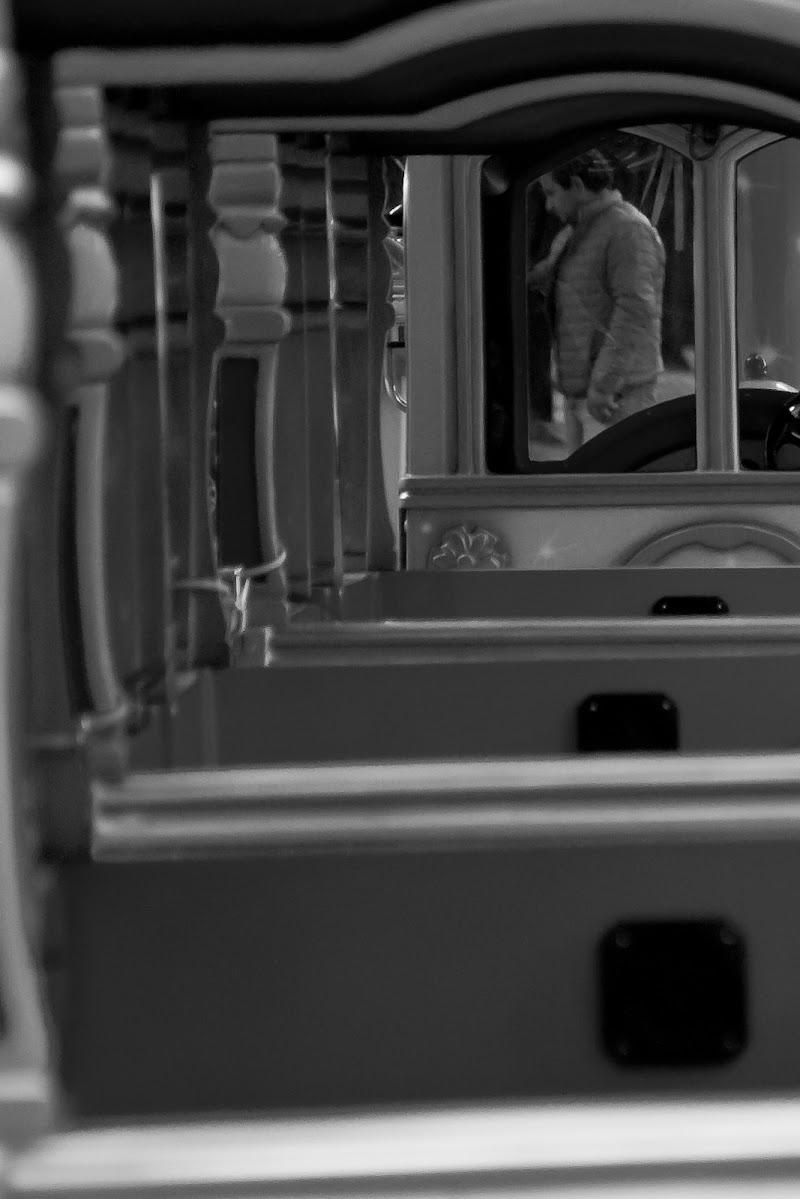 Attraverso il treno. di Contephoto