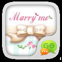 GO SMS PRO MARRY ME THEME icon