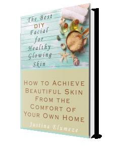 DIY Facial Book Cover
