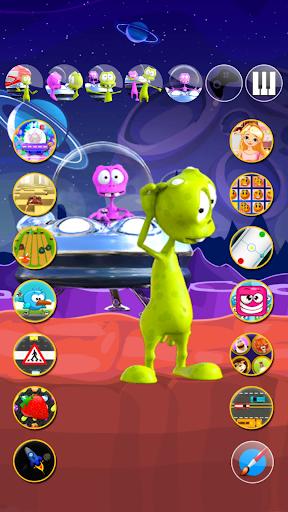 Talking Alan Alien screenshot 2